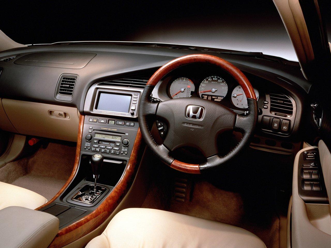 Седан honda inspire 2001 - 2003г выпуска модификация 25 at (200 лс