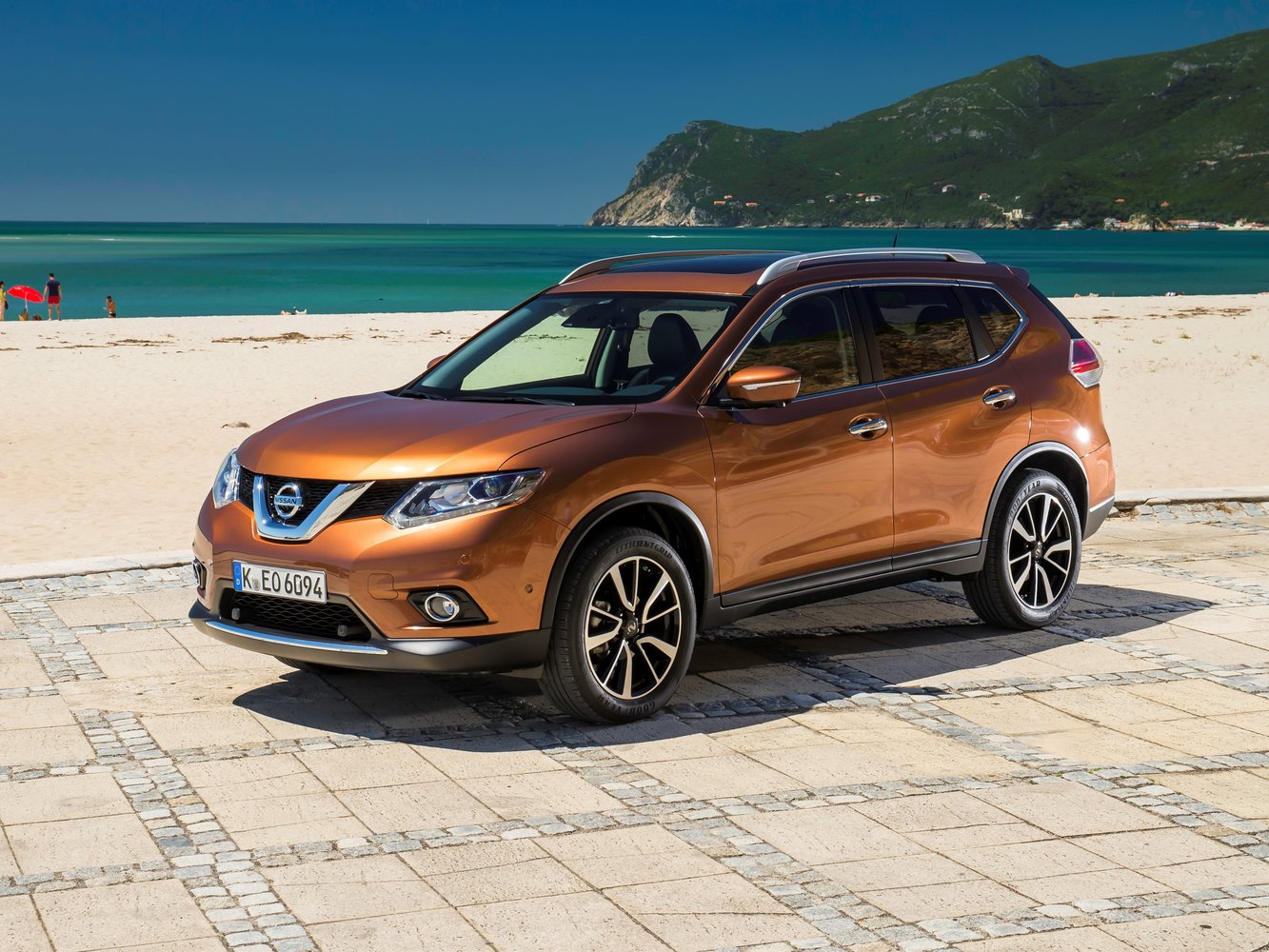 New-generation nissan x-trail prices announced