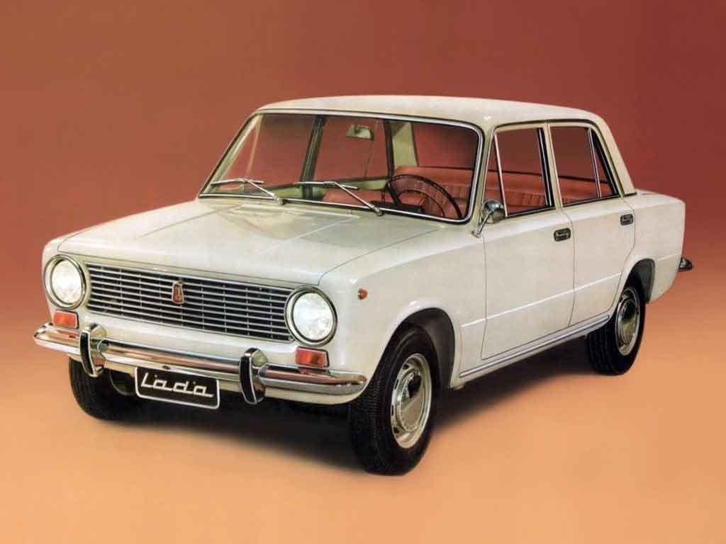 седан ВАЗ (Lada) 2101