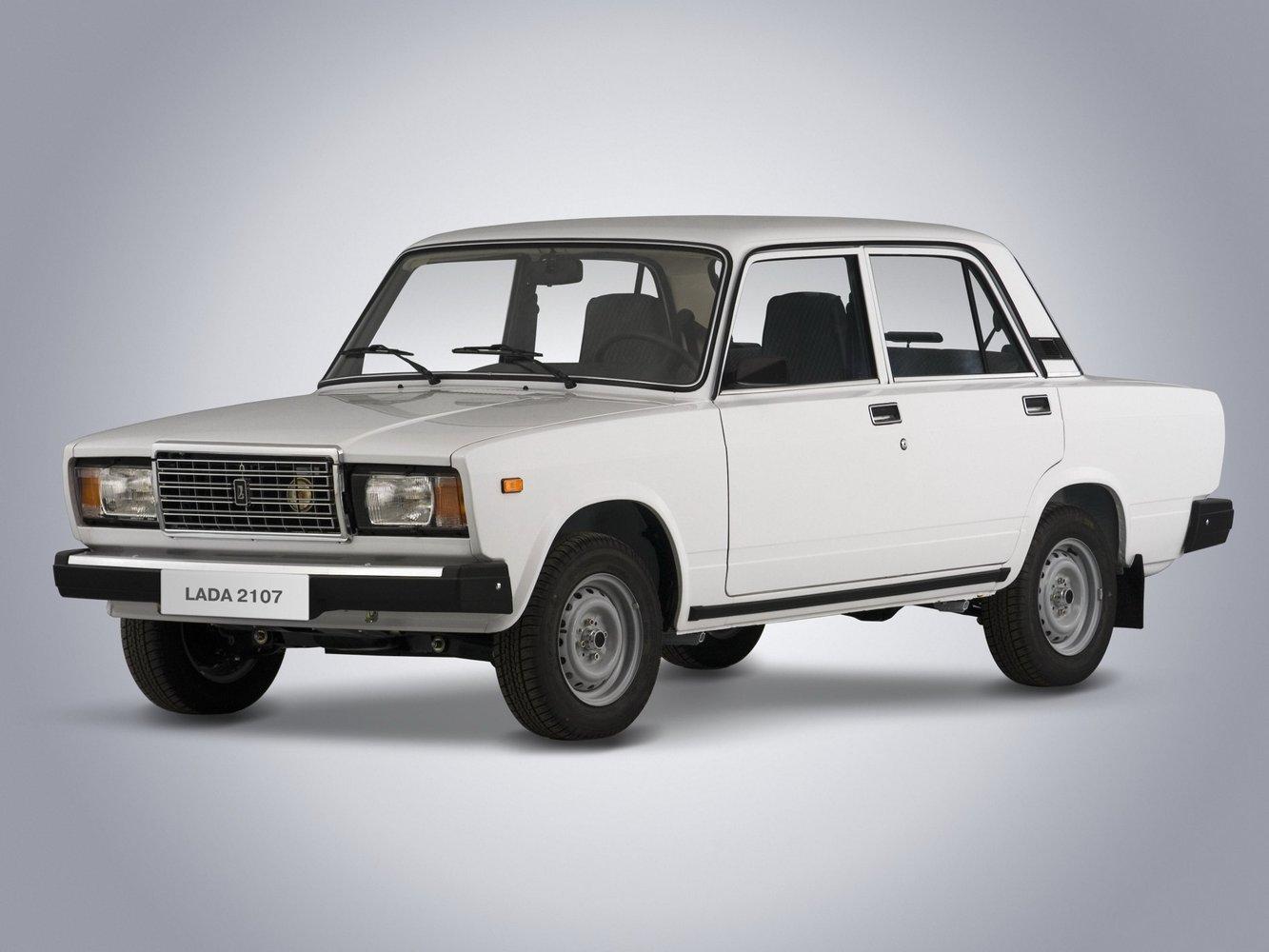 седан ВАЗ (Lada) 2107