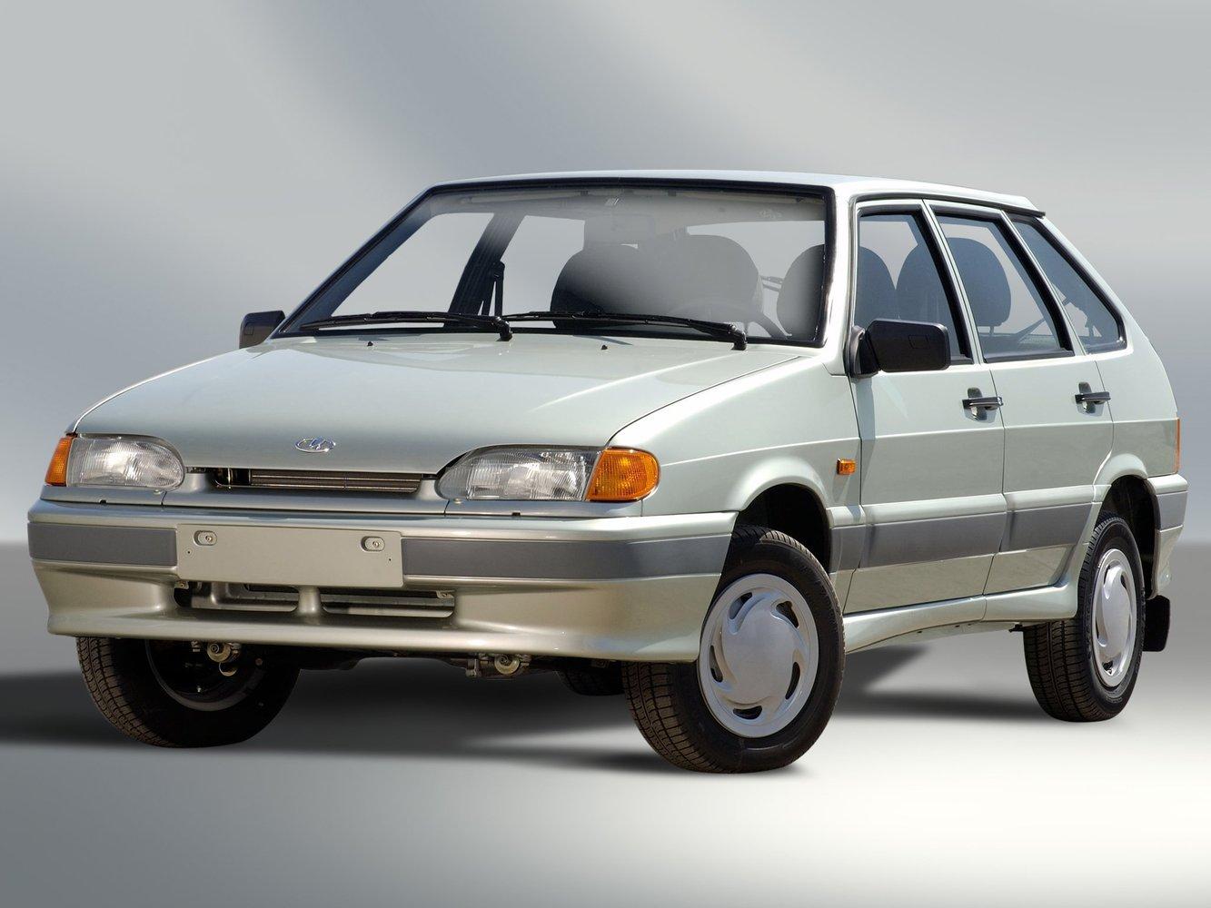 vaz ВАЗ (Lada) 2114