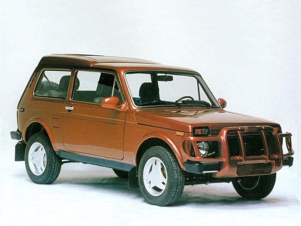 внедорожник Фора ВАЗ (Lada) 2121 (4x4)