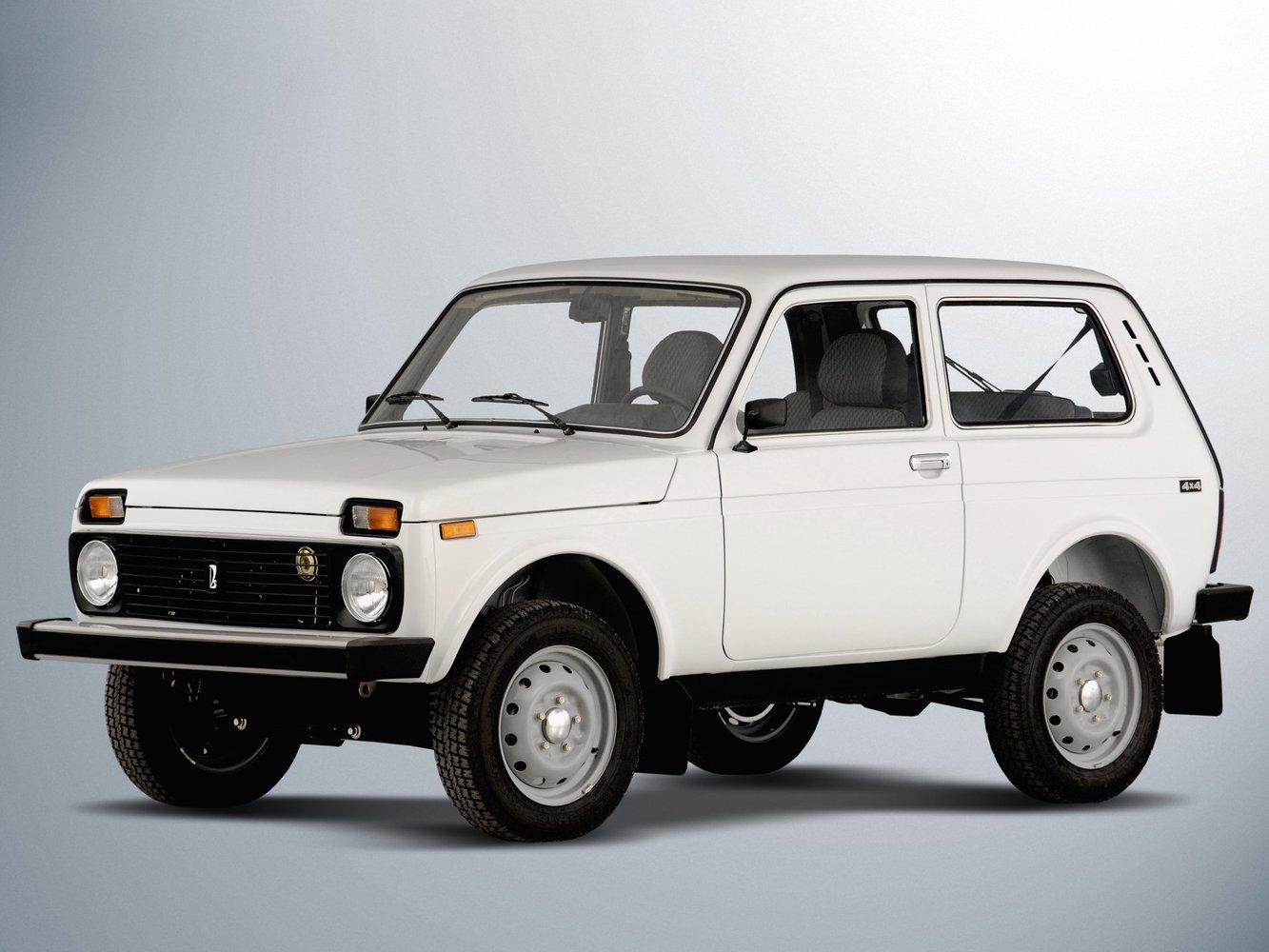 внедорожник 2121 ВАЗ (Lada) 2121 (4x4)