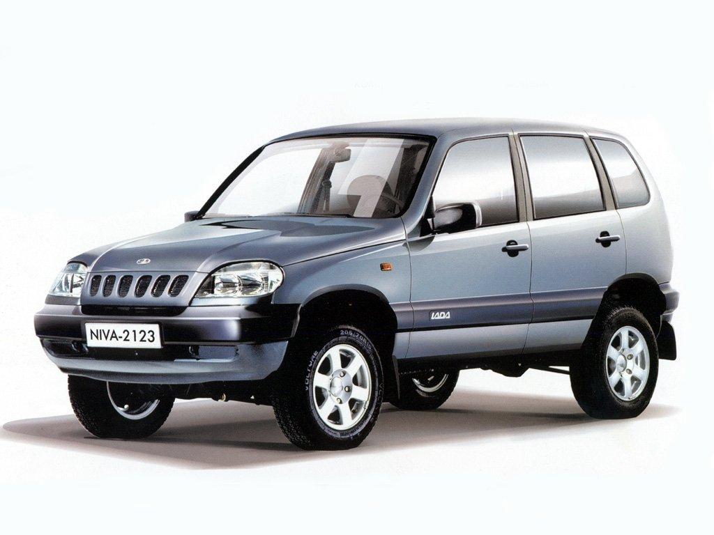 vaz ВАЗ (Lada) 2123