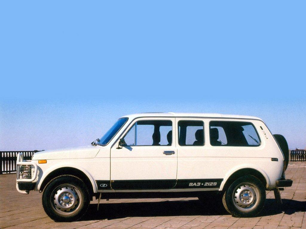 vaz ВАЗ (Lada) 2129