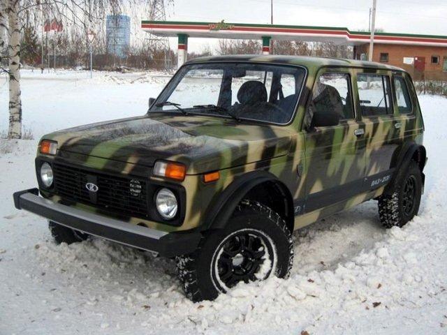 vaz ВАЗ (Lada) 2131 (4x4)