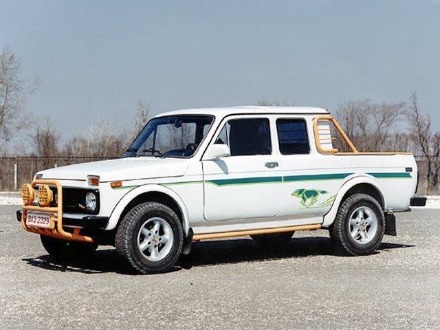 пикап ВАЗ (Lada) 2329