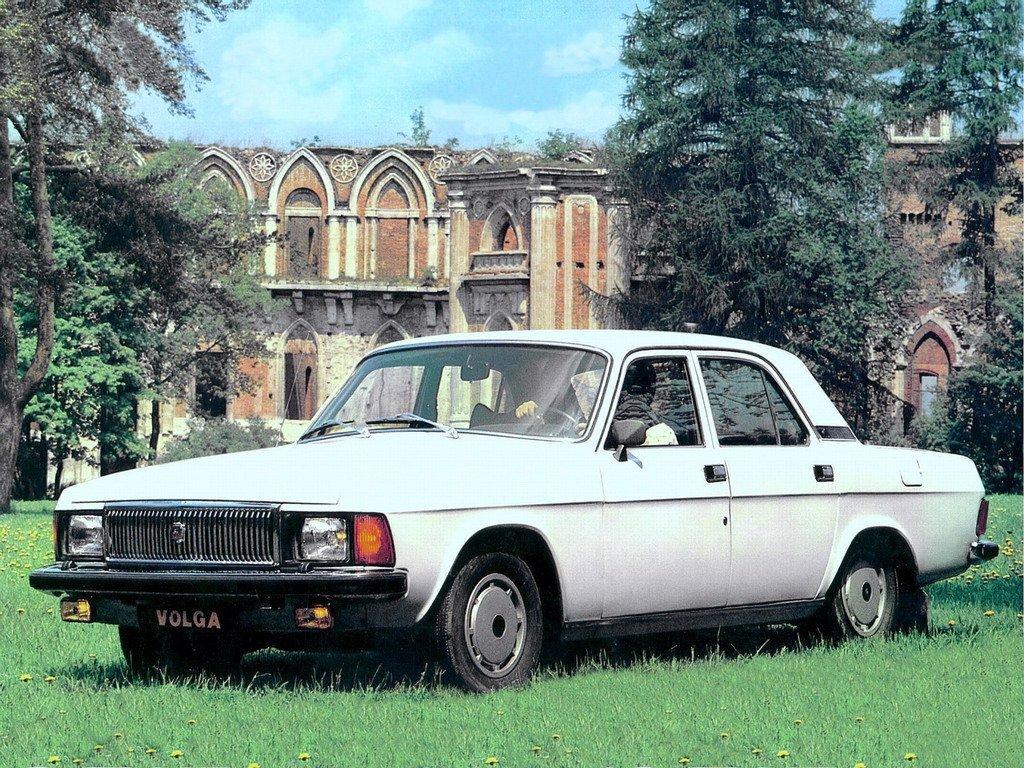 gaz ГАЗ 3102 «Волга»