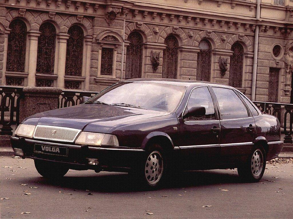 gaz ГАЗ 3105 «Волга»