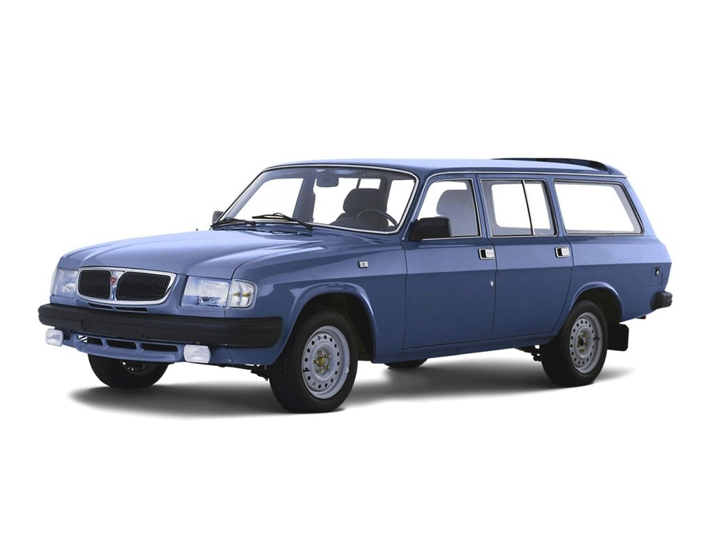 gaz ГАЗ 3110 «Волга»