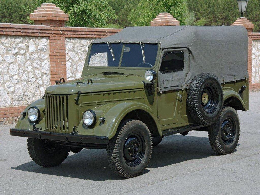 gaz ГАЗ 69