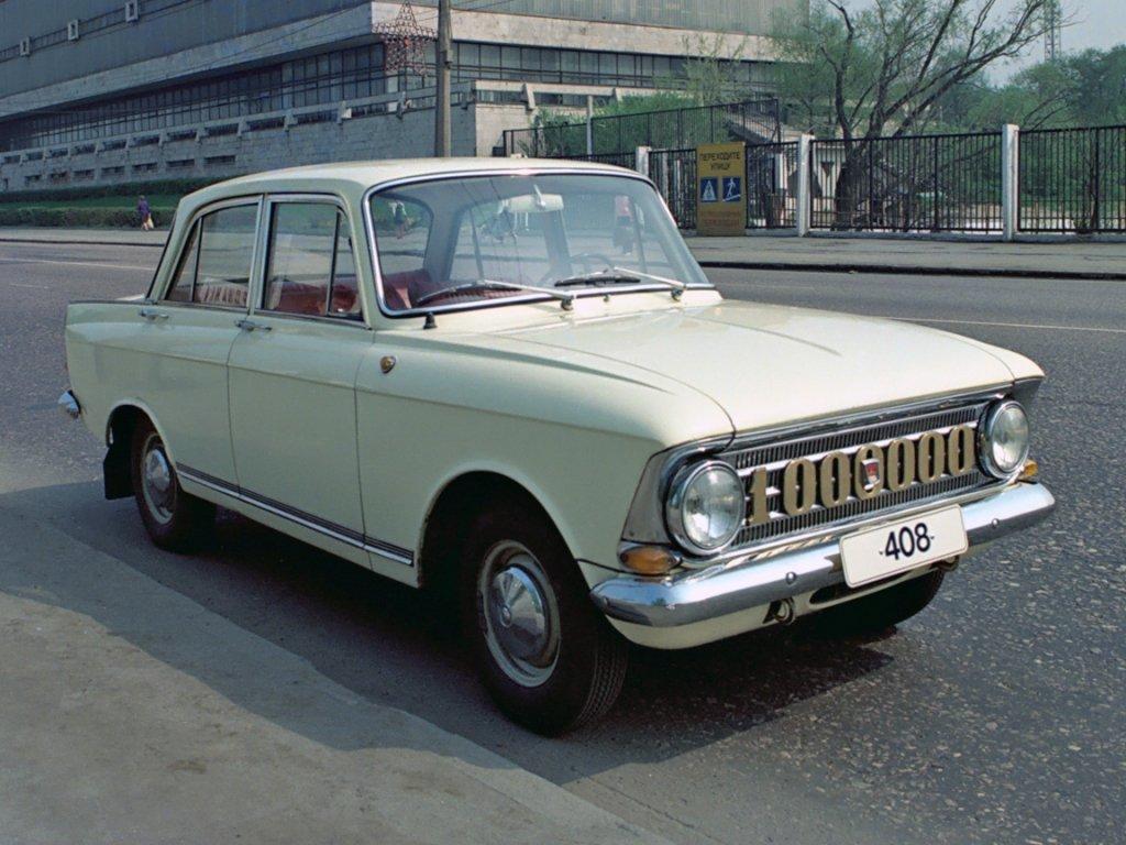 moscvich Москвич 408