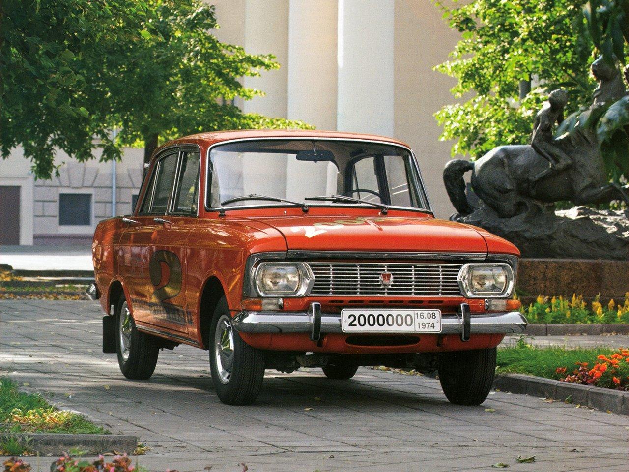 moscvich Москвич 412