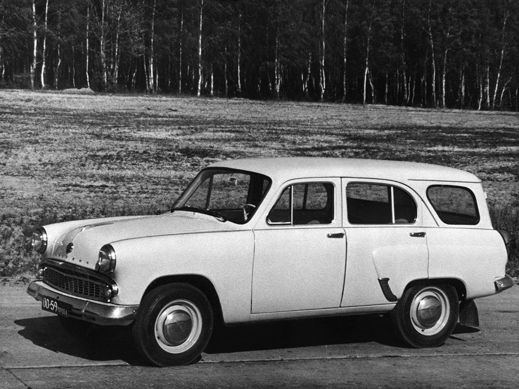 moscvich Москвич 423