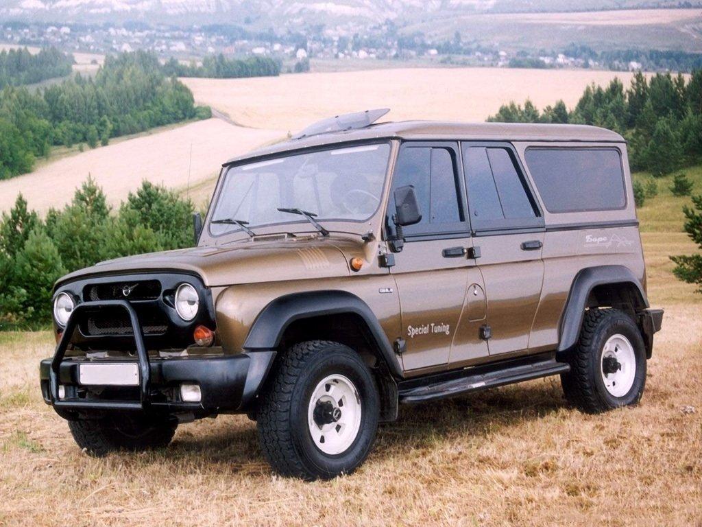 uaz УАЗ 3159
