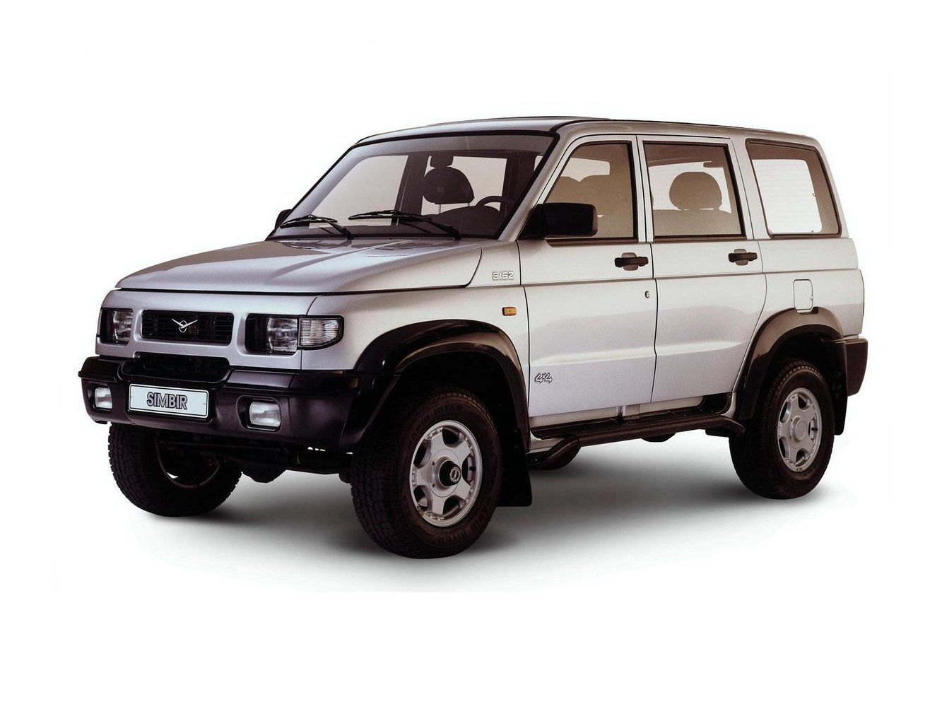 uaz УАЗ 3162 Simbir