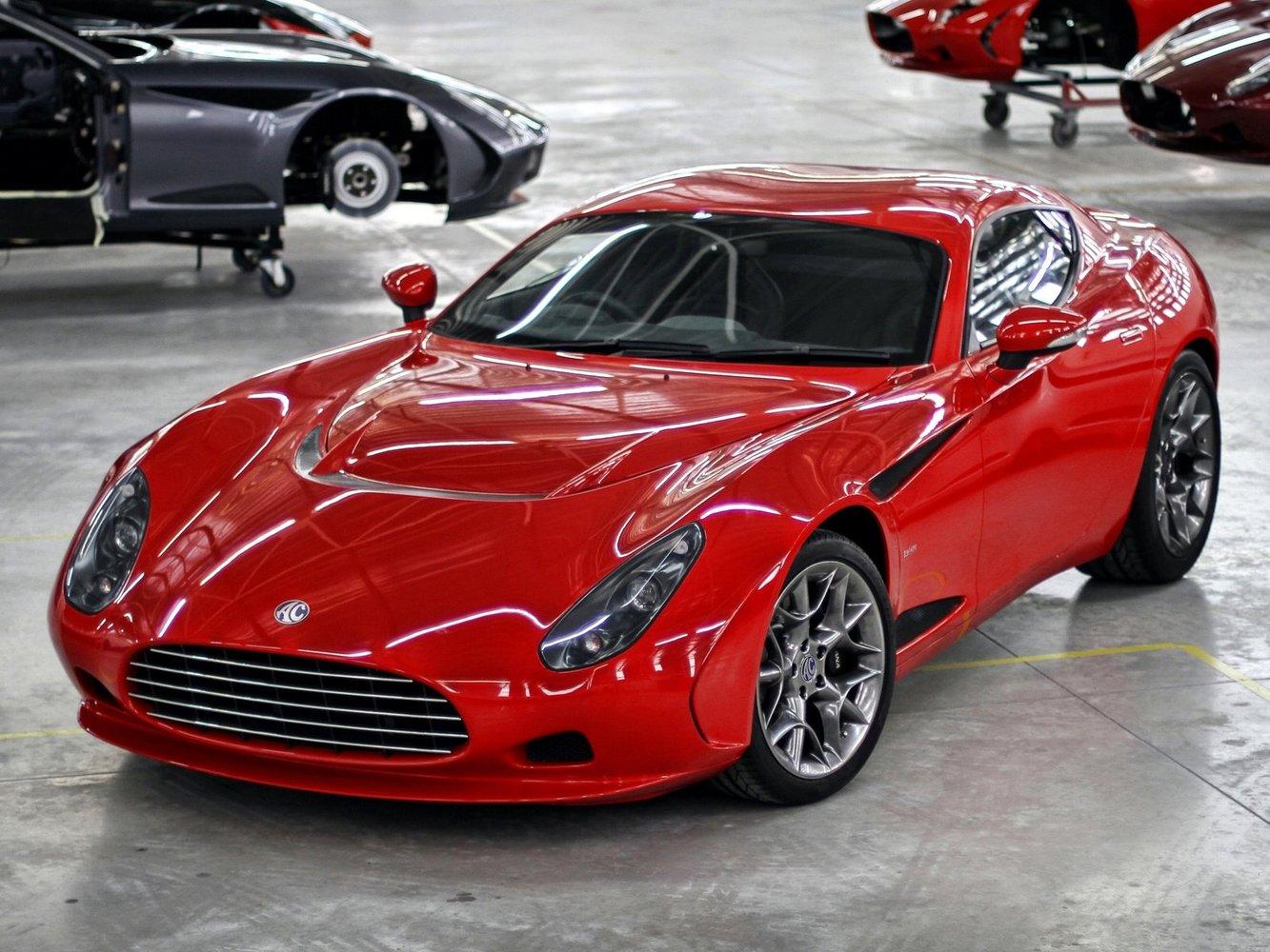 ac AC 378 GT Zagato