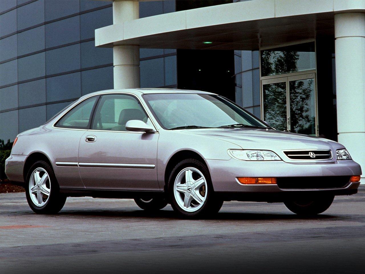 купе Acura CL