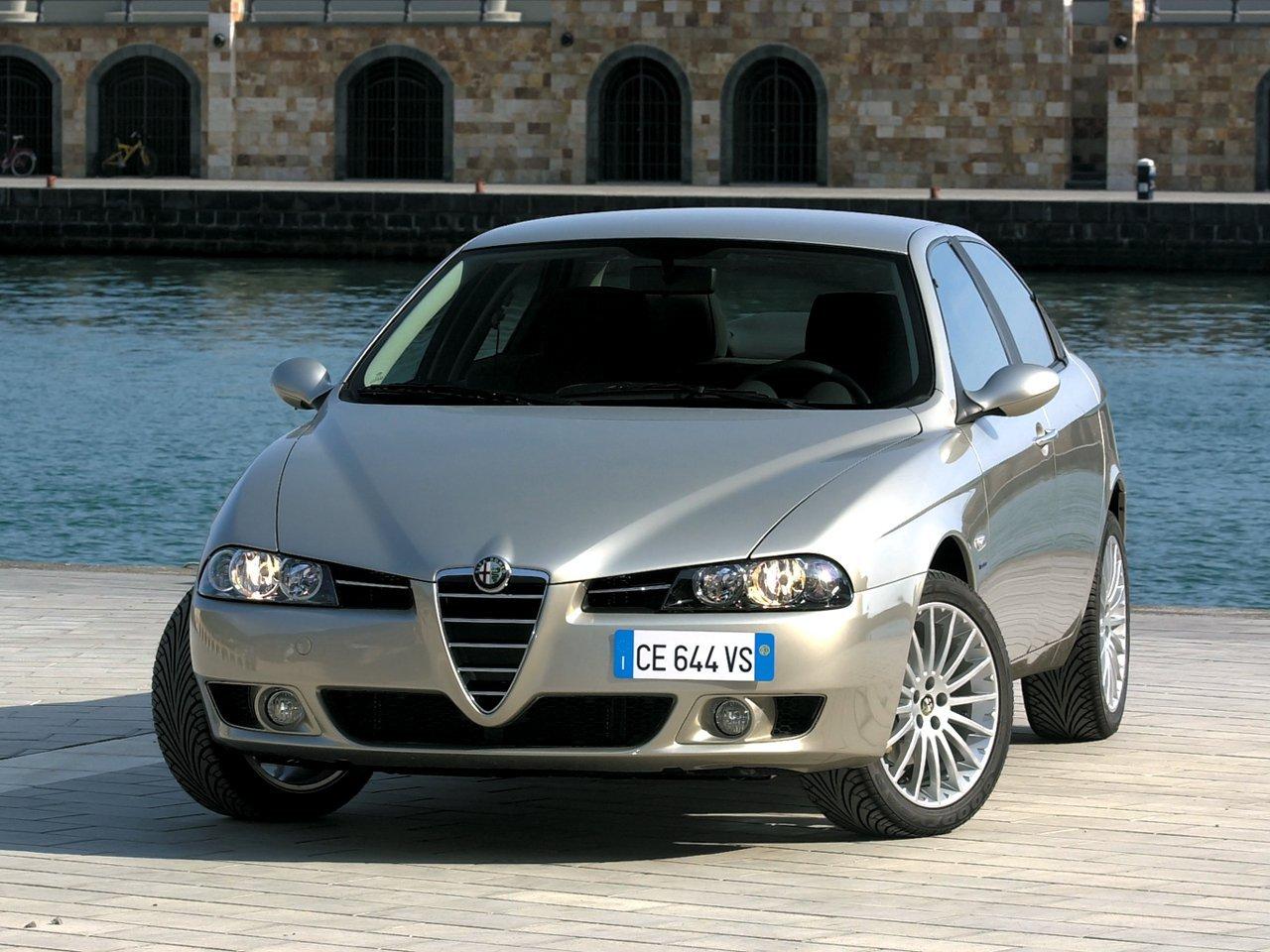 alfa_romeo Alfa Romeo 156