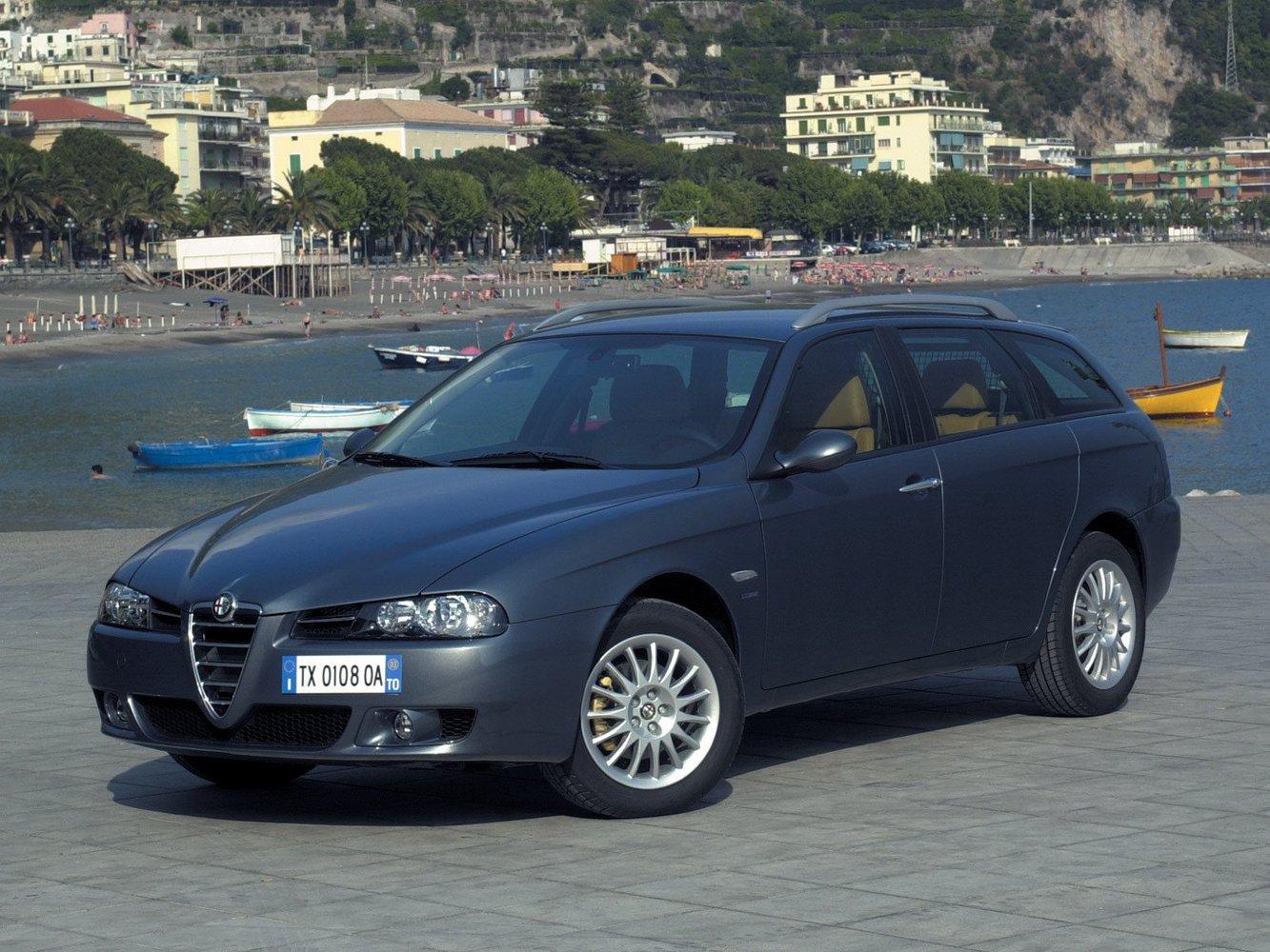 универсал Alfa Romeo 156