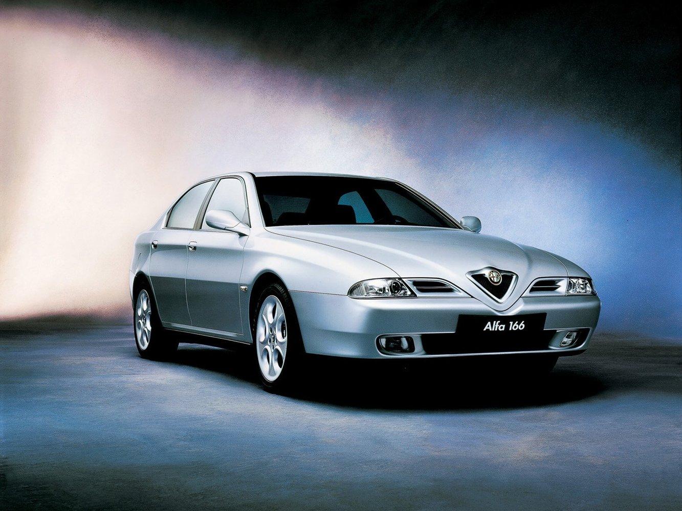 alfa_romeo Alfa Romeo 166