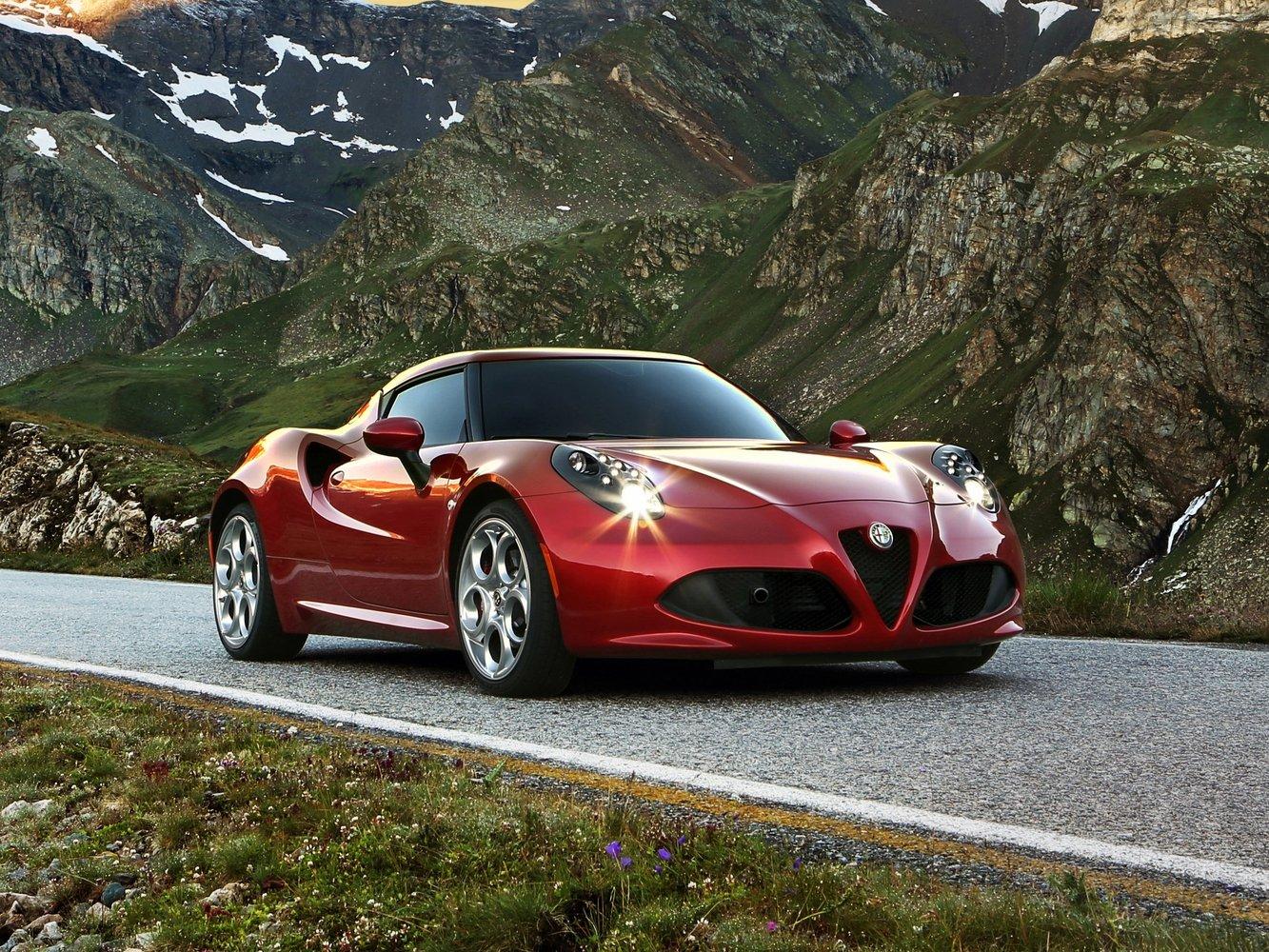 alfa_romeo Alfa Romeo 4C