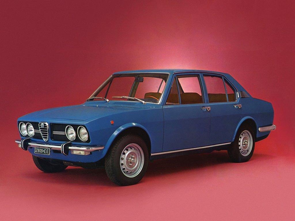 alfa_romeo Alfa Romeo Alfetta