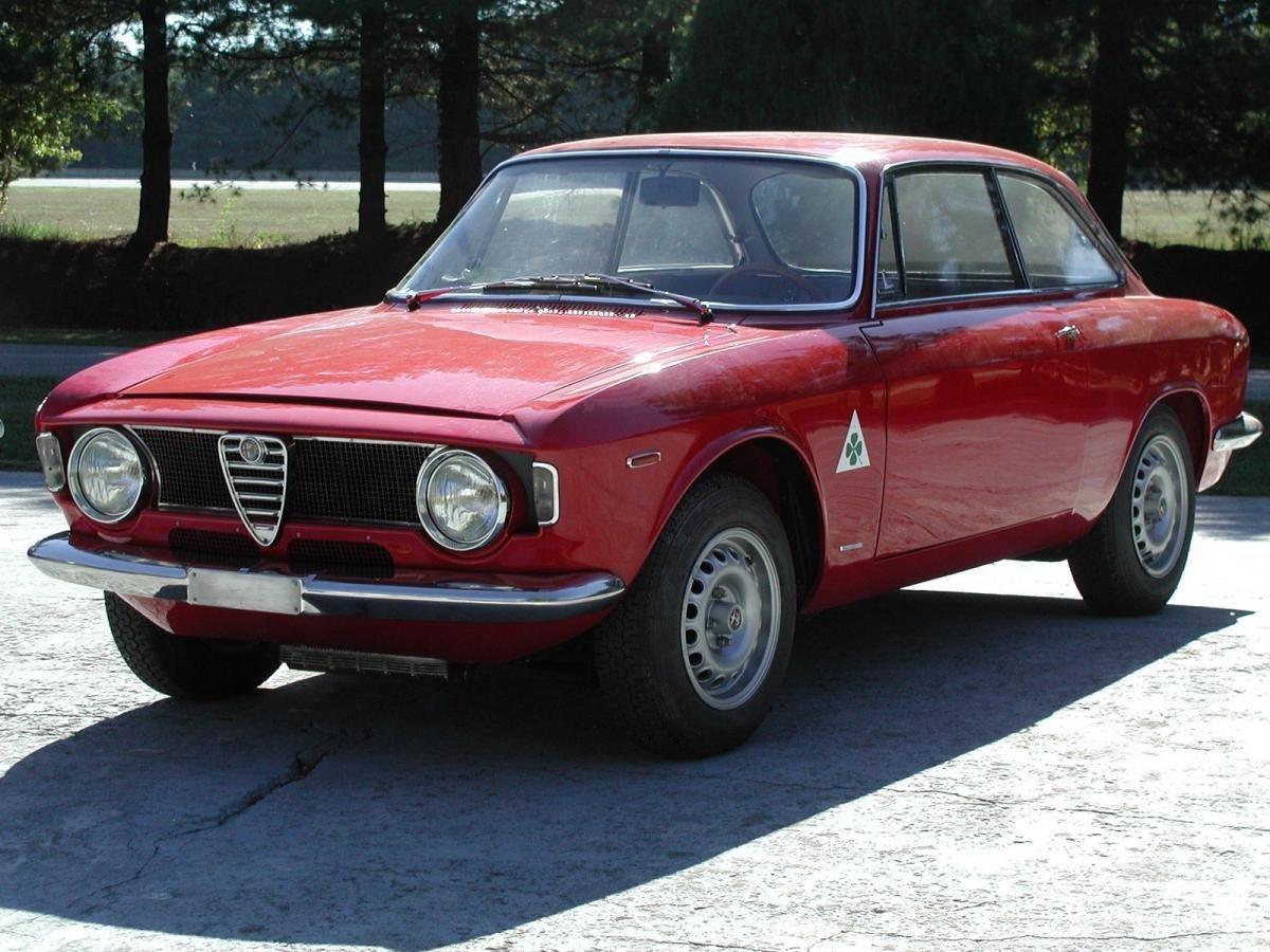 alfa_romeo Alfa Romeo GTA Coupe