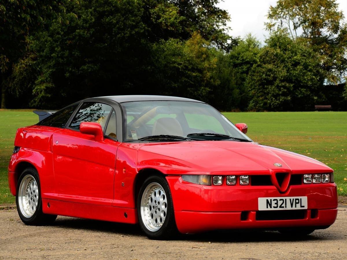 alfa_romeo Alfa Romeo SZ