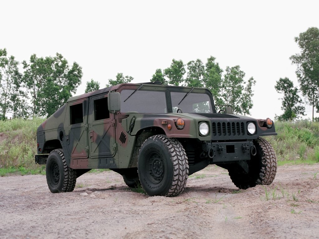 am_general AM General HMMWV (Humvee)
