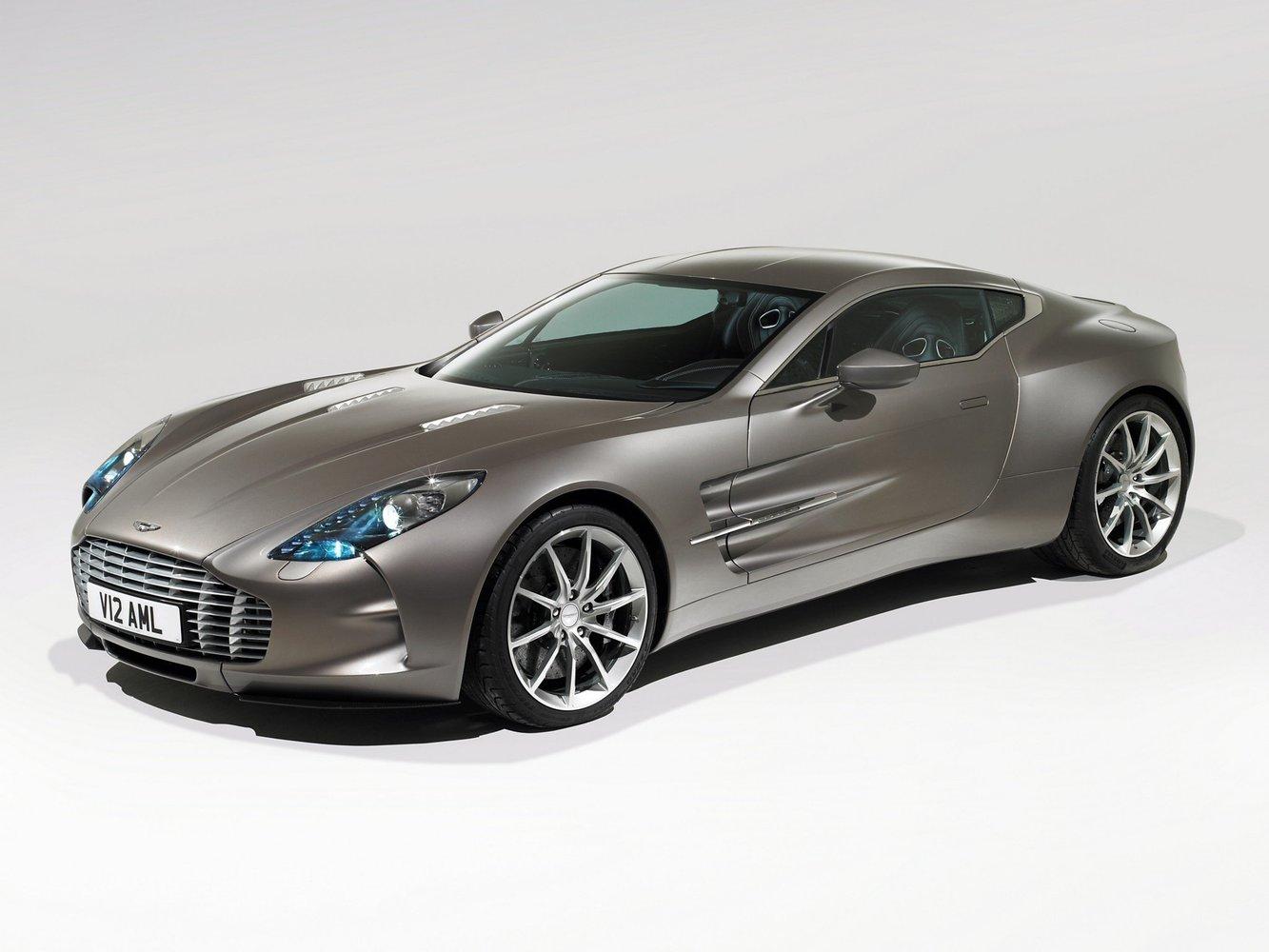 купе Aston Martin One-77