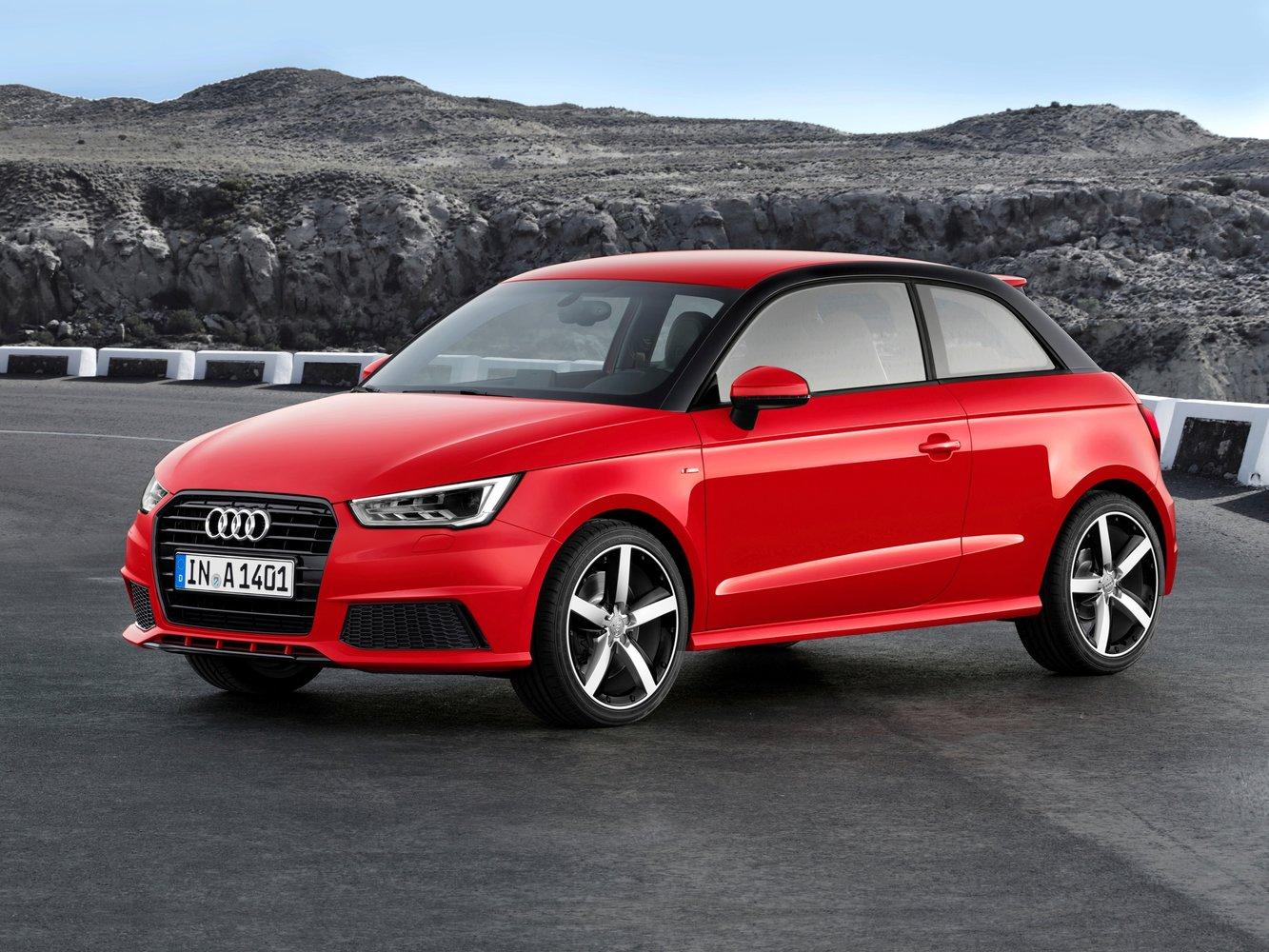 хэтчбек 3 дв. Audi A1