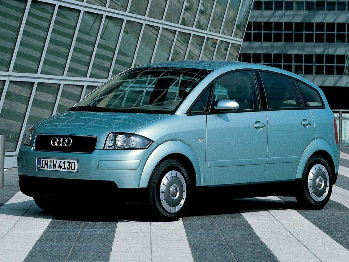 хэтчбек 5 дв. Audi A2
