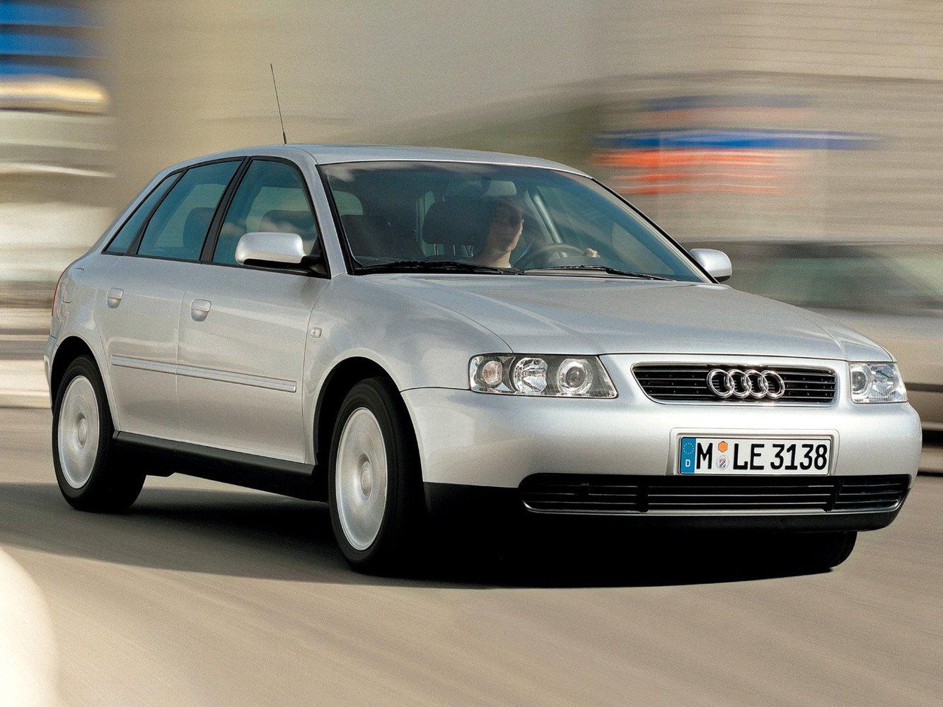 хэтчбек 5 дв. Audi A3