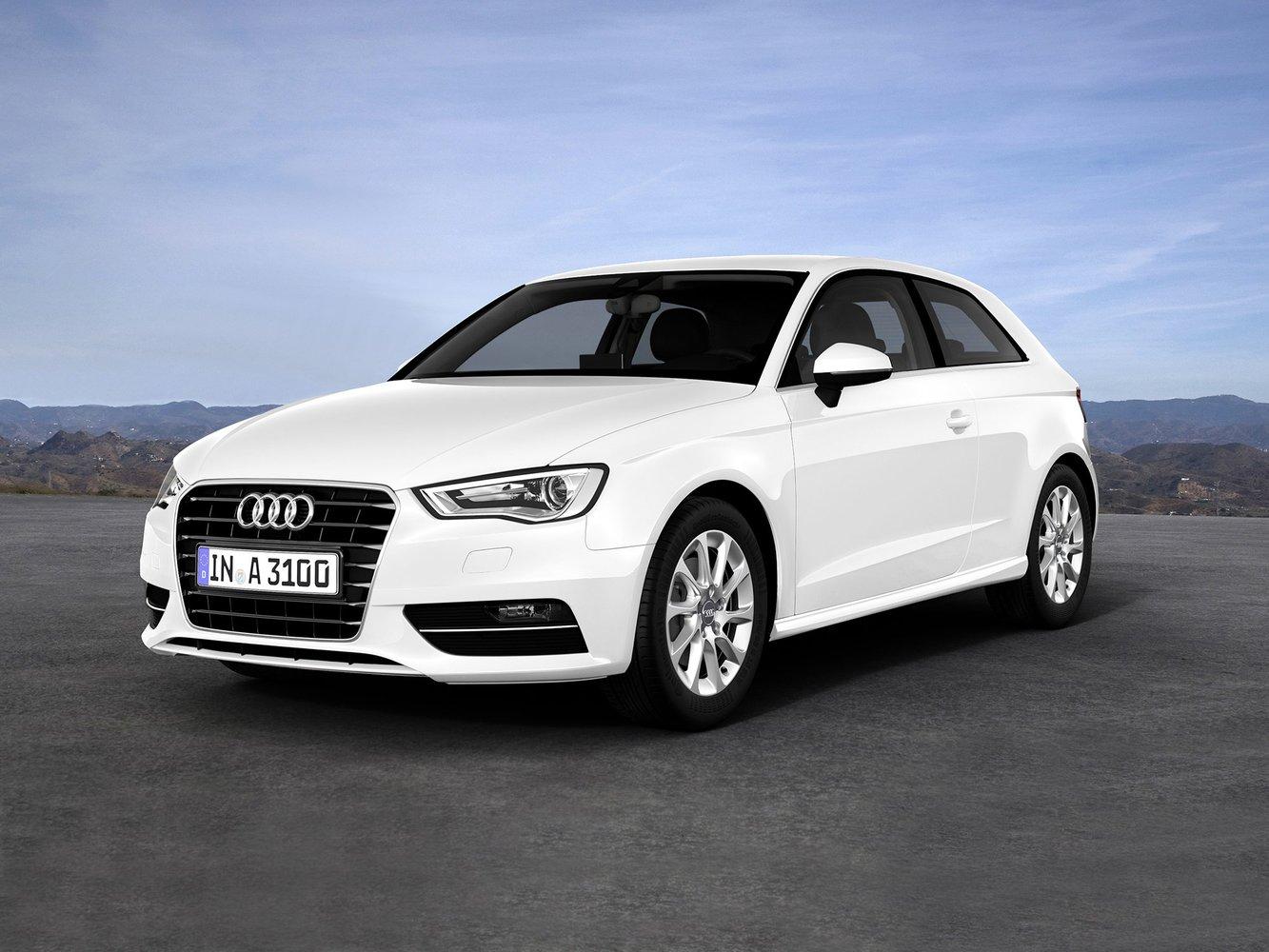 хэтчбек 3 дв. Audi A3