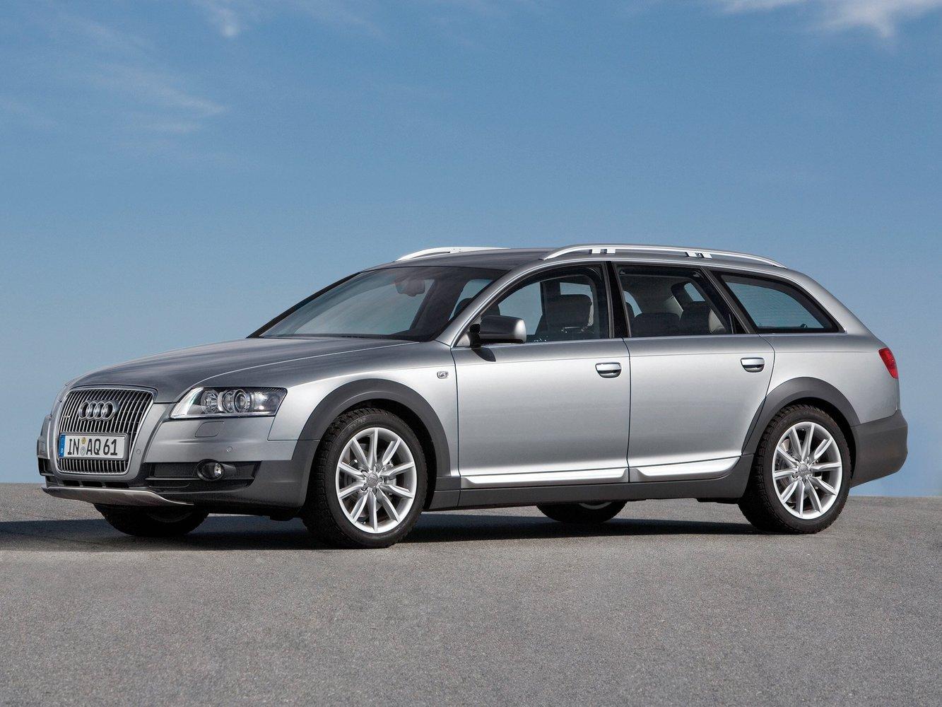 универсал Audi A6 allroad
