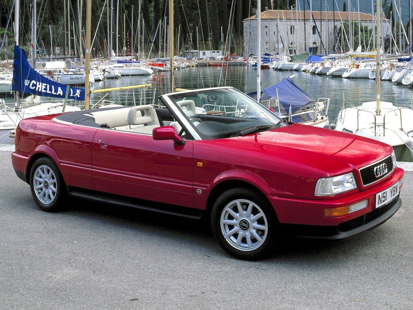 кабриолет Audi Cabriolet