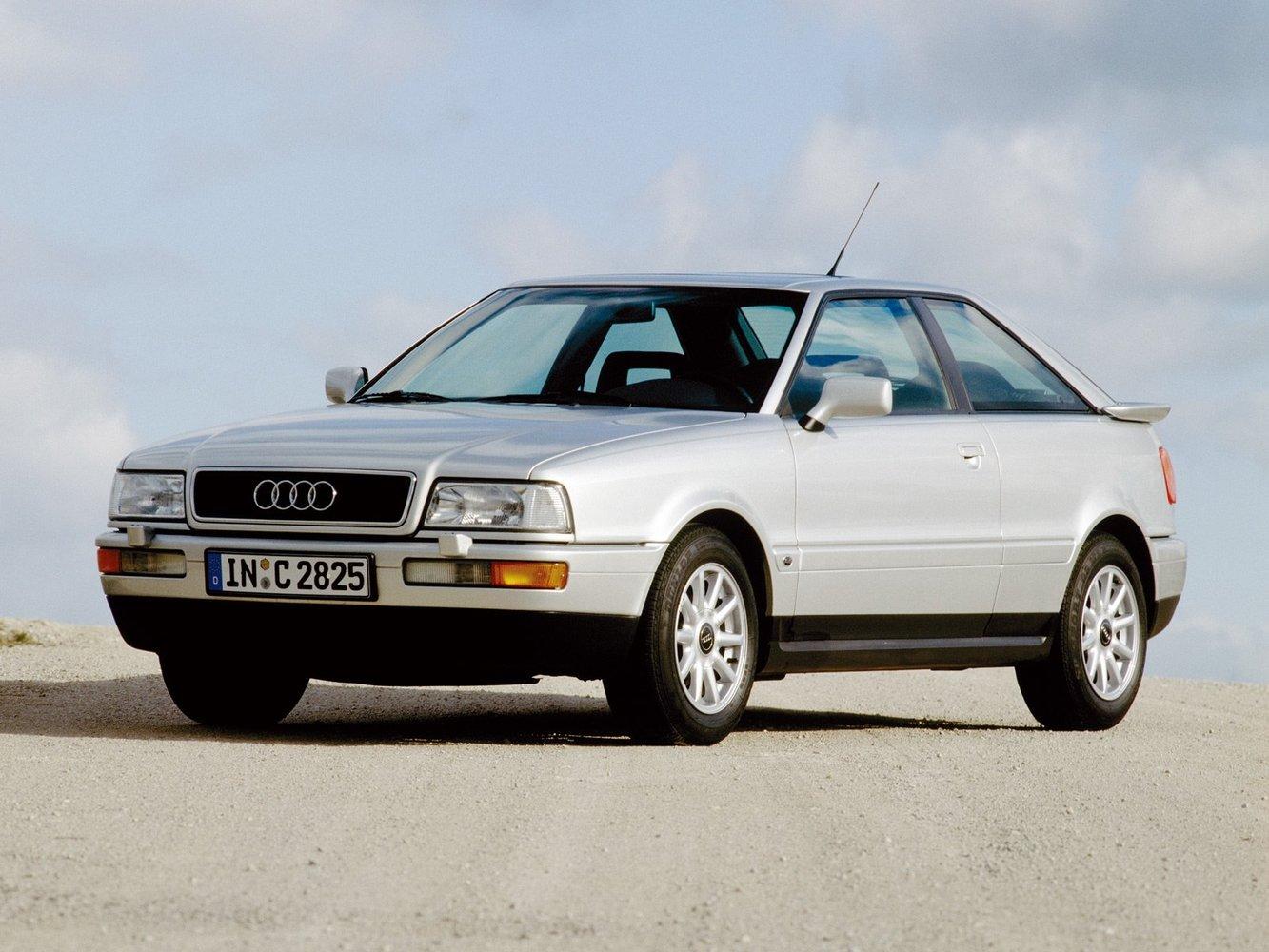 купе Audi Coupe