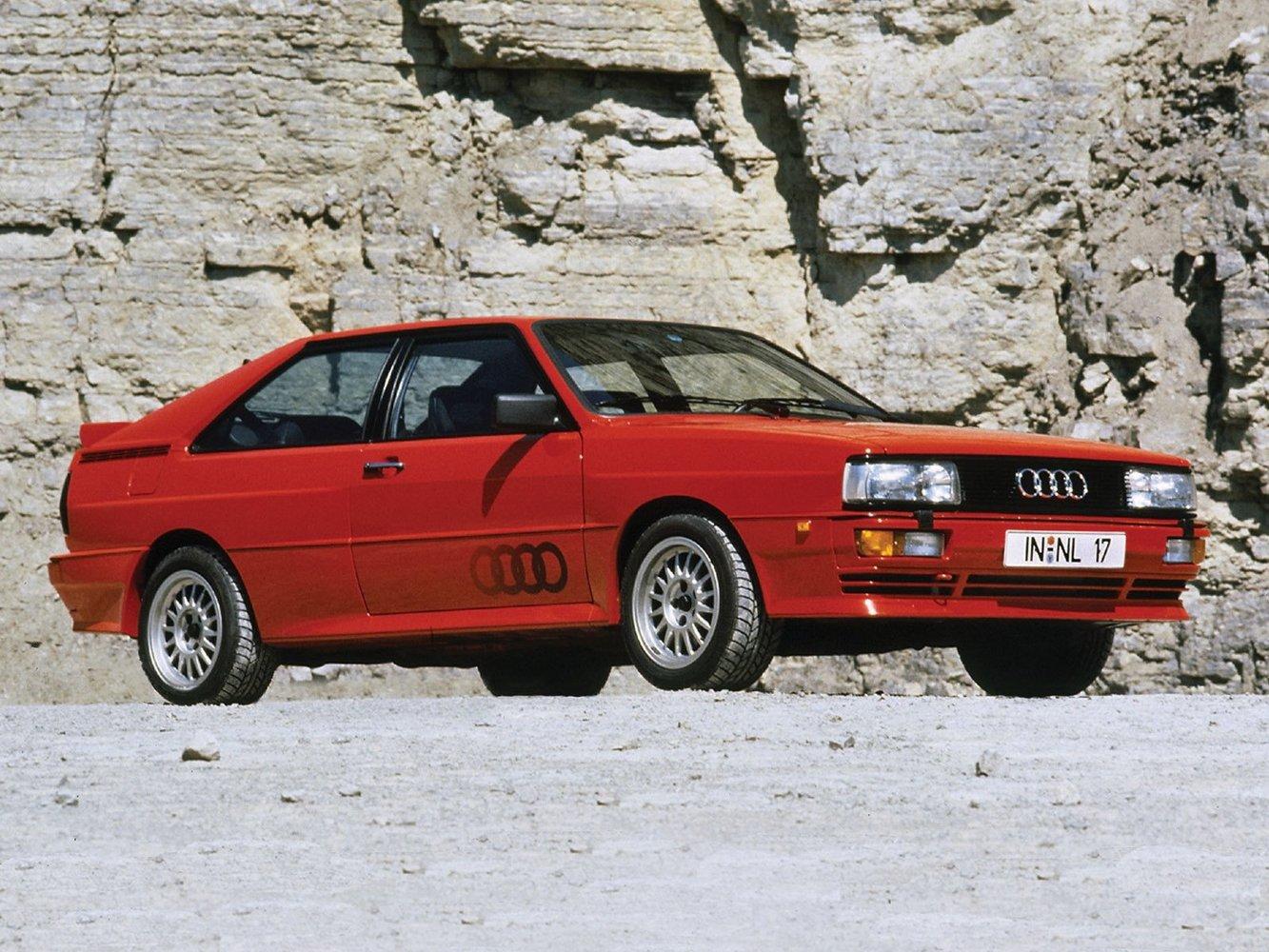 audi Audi quattro