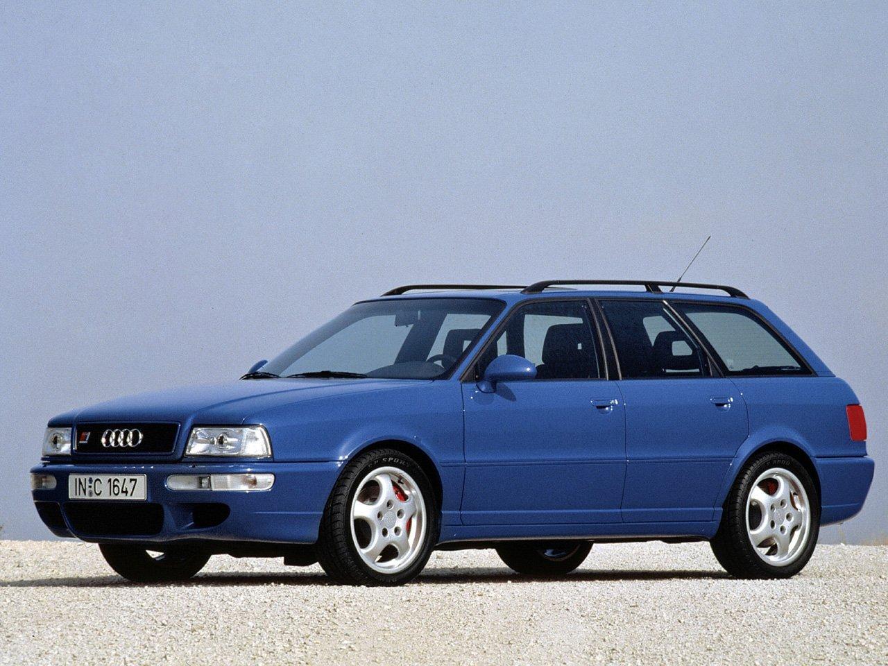 audi Audi RS2