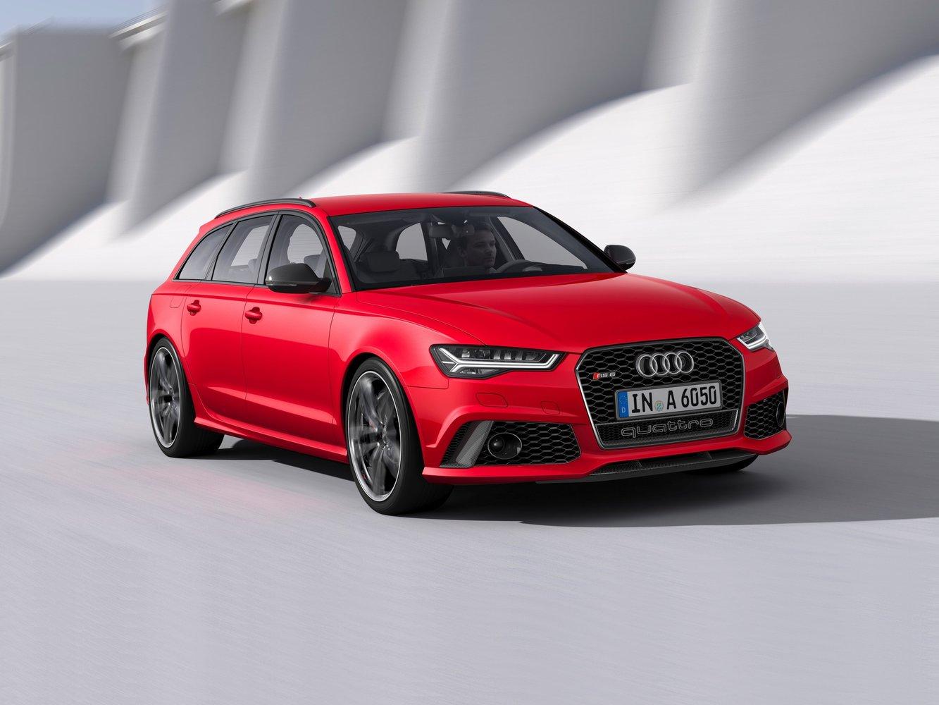 audi Audi RS6