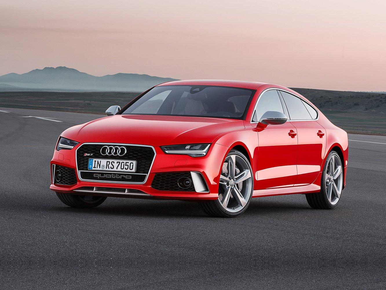 audi Audi RS7
