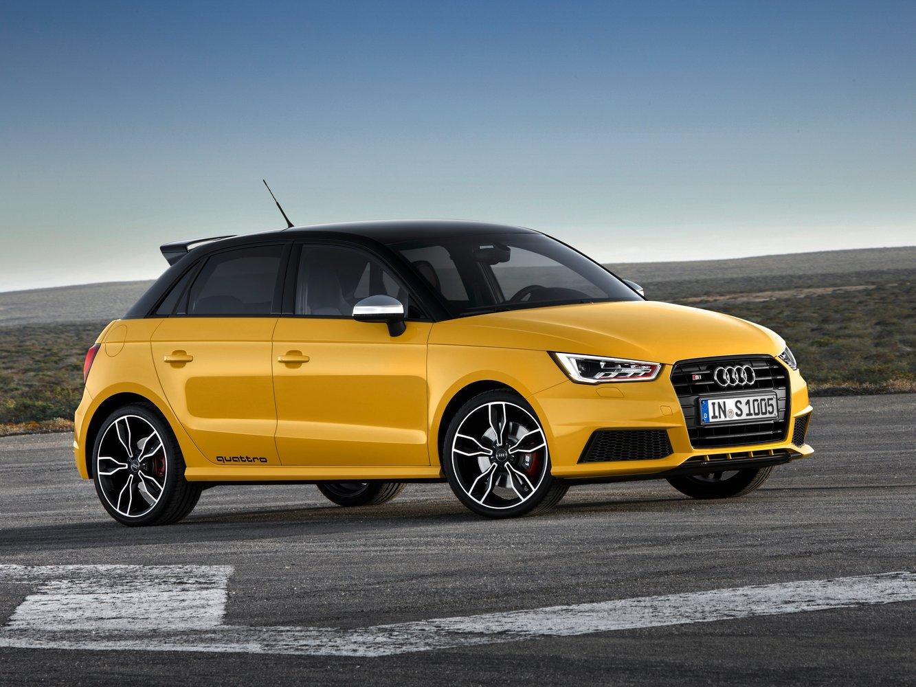 audi Audi S1