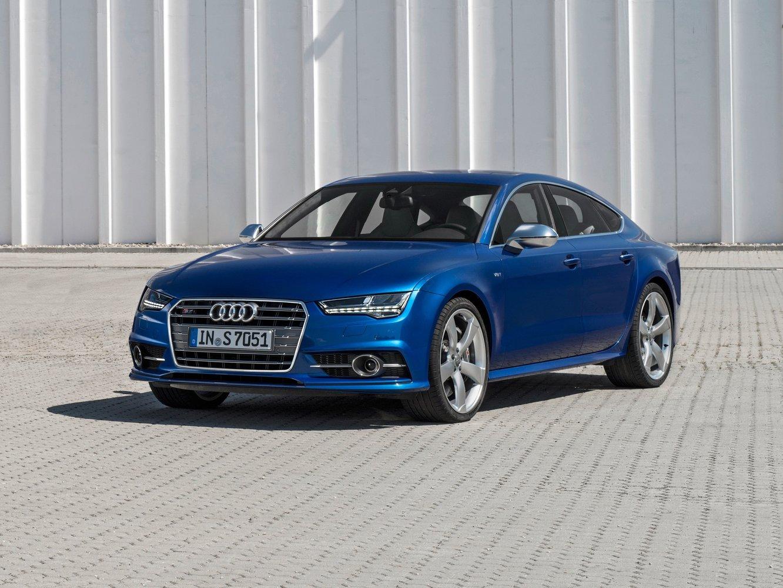 audi Audi S7