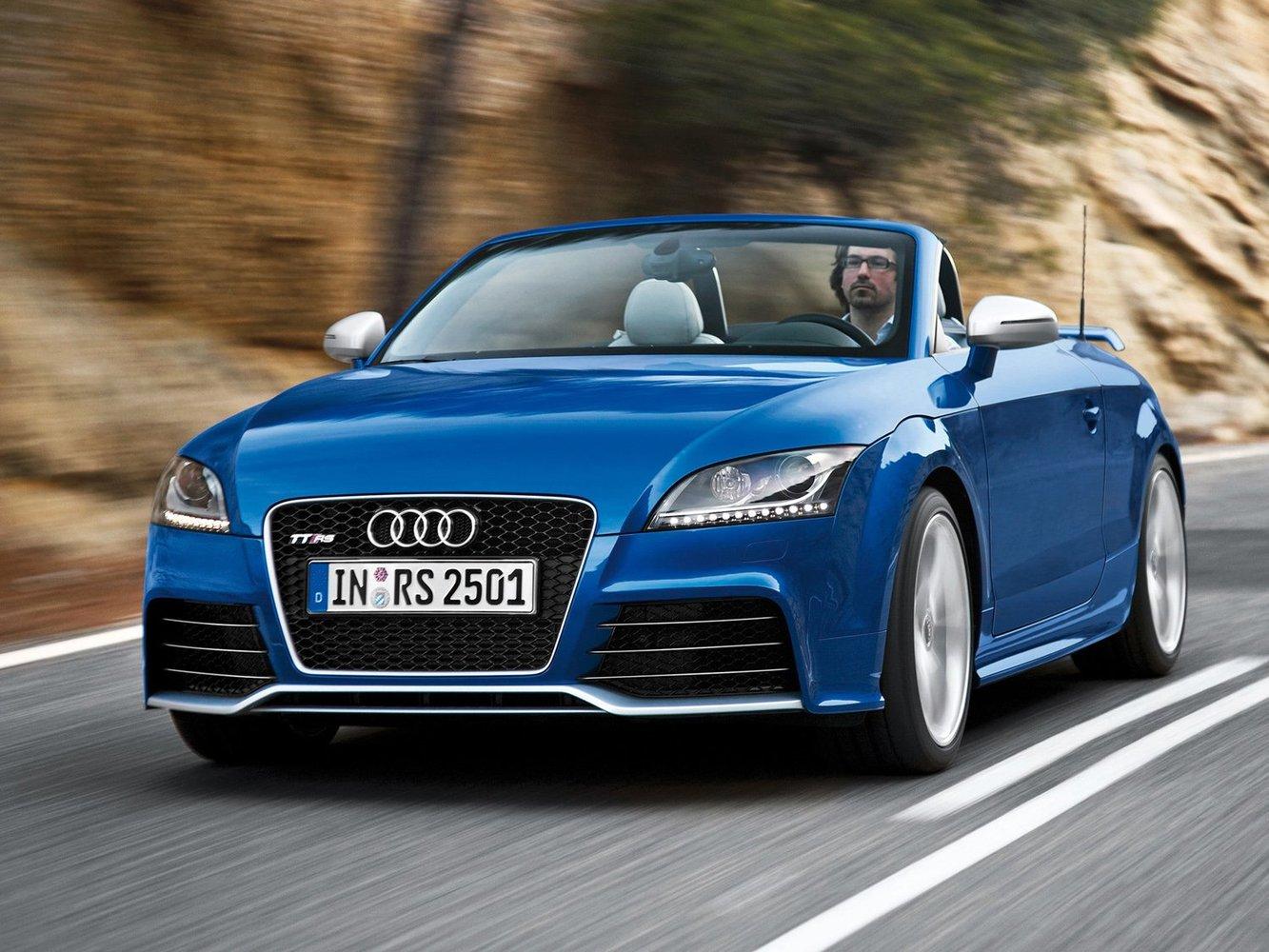 audi Audi TT RS