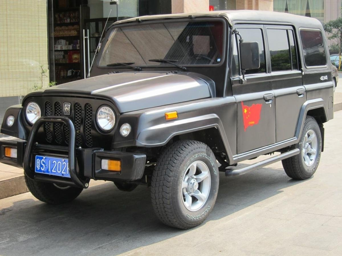beijing Beijing BJ2020