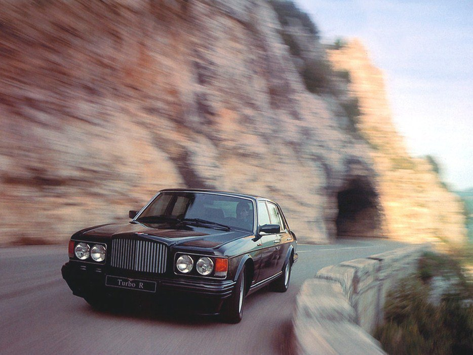bentley Bentley Brooklands