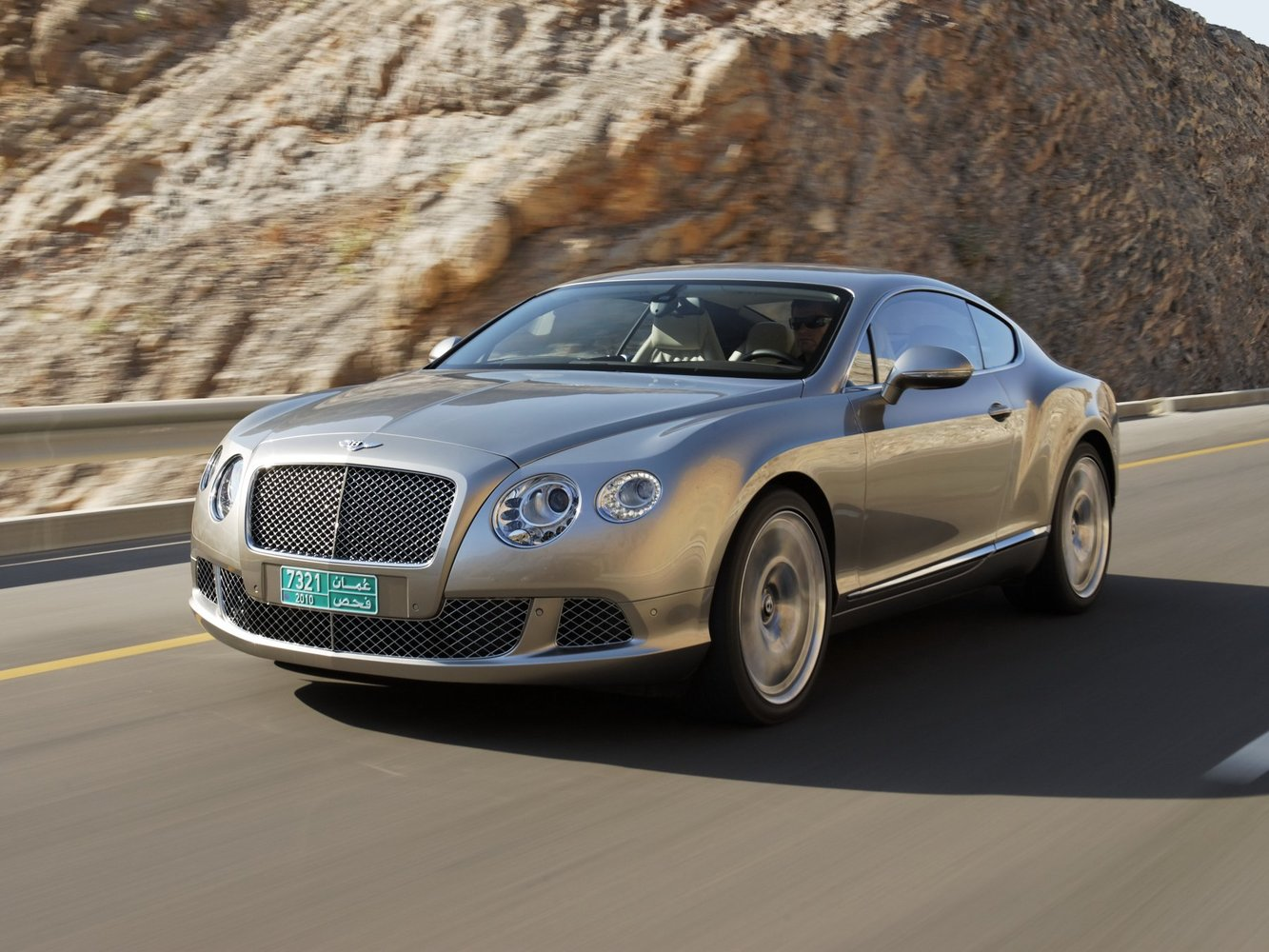 bentley Bentley Continental GT
