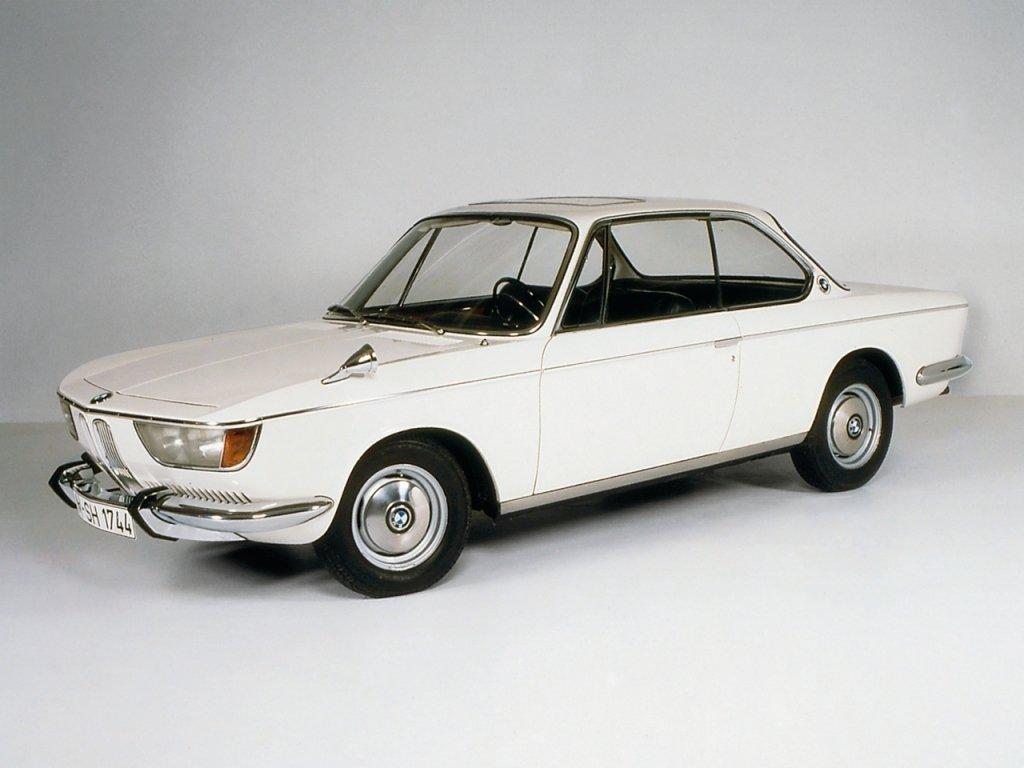 купе BMW 2000 C-CS