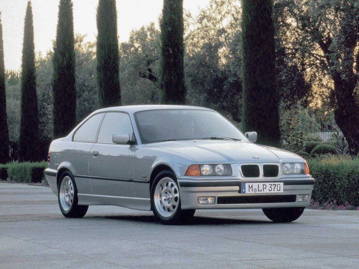 купе BMW 3er
